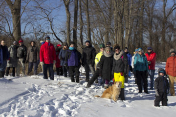 GMCT Brisk Winter Walk
