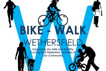Bike Walk Wethersfield logo