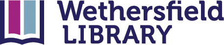 Wethersfield Library Logo