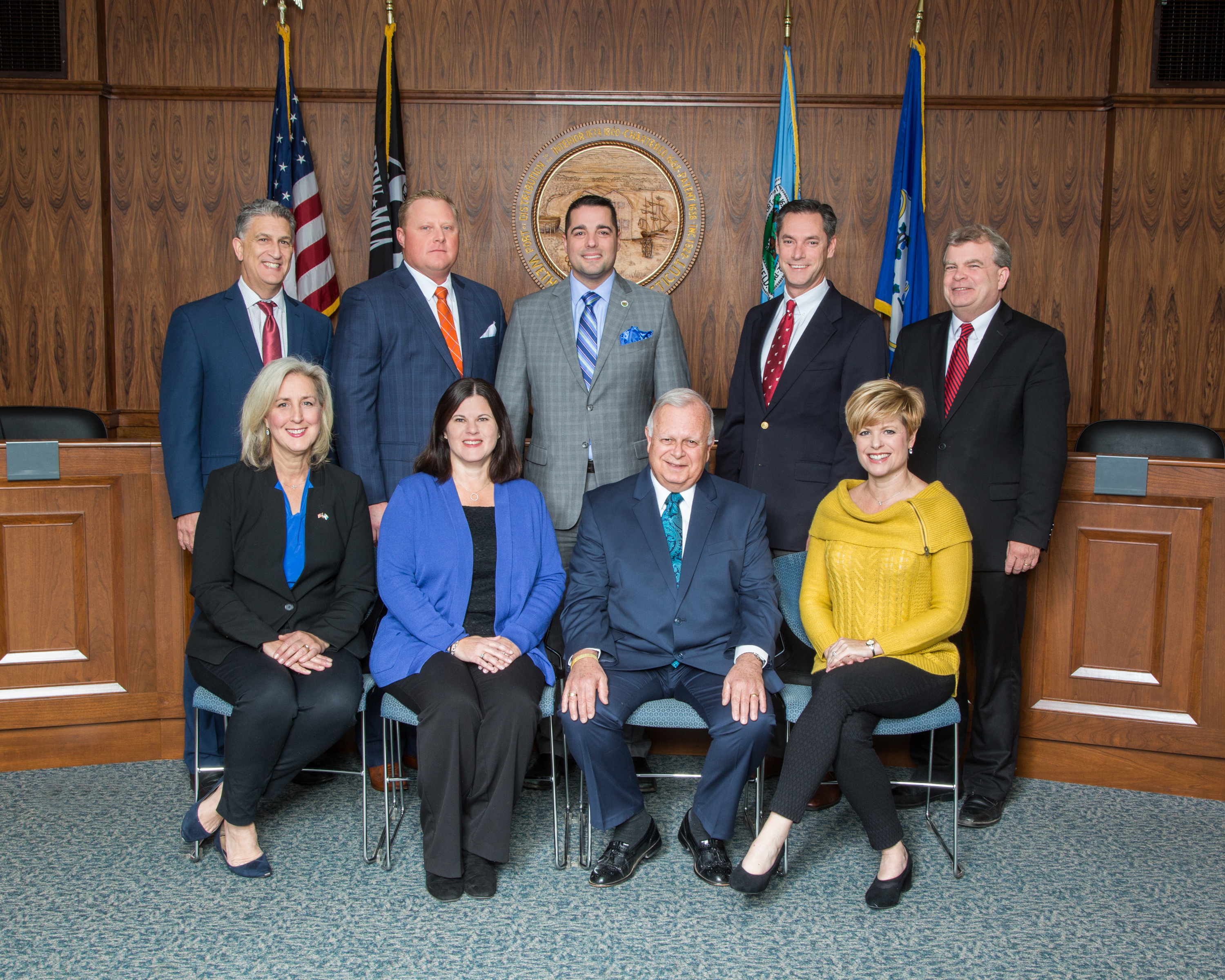 Wethersfield Town Council 2018