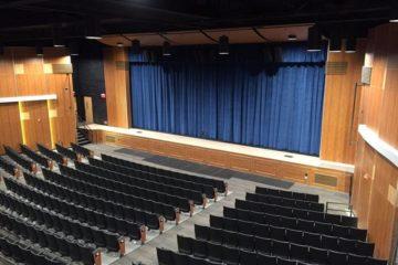 Wethersfield High School Drama Stage