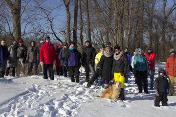 GMCT Brisk Winter Walk