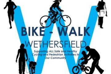 Bike Walk Wethersfield logo